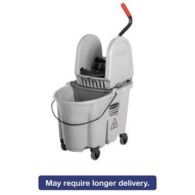 Rubbermaid Commercial Products Wavebrake 35-Quart Commercial