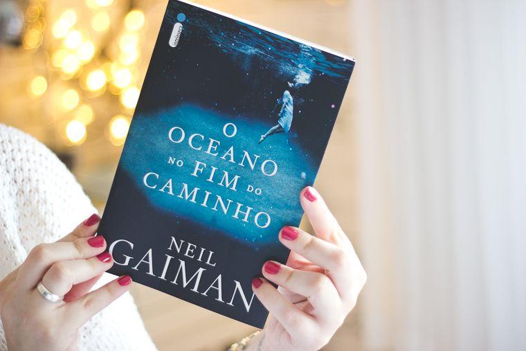 O Oceano no Fim do Caminho  http://melinasouza.com/2015/08/26/o-oceano-no-fim-do-caminho-neil-gaiman/  #Book #MelinaSouza  #Serendipity