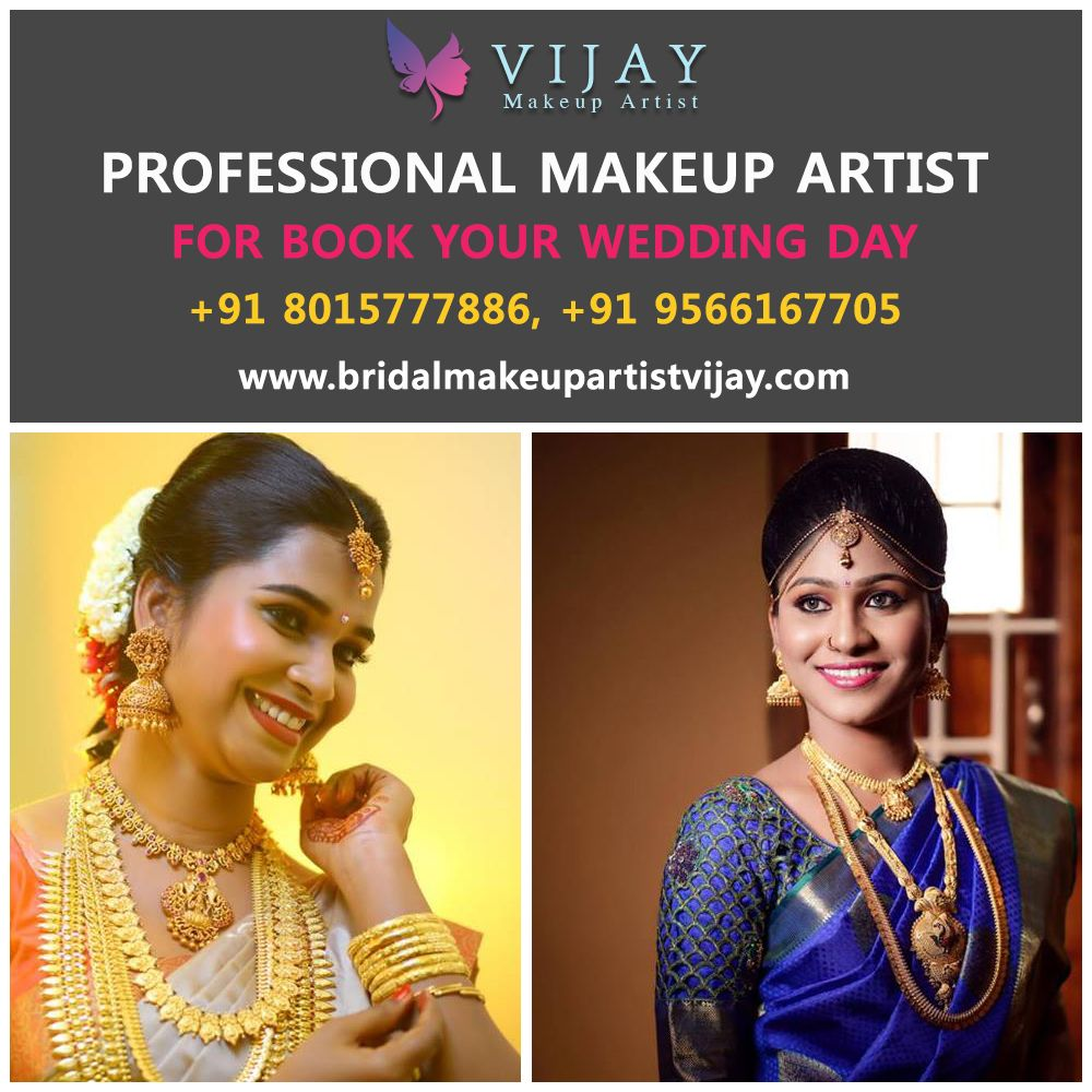 Wedding makeup artist in Chennai Best bridal makeup