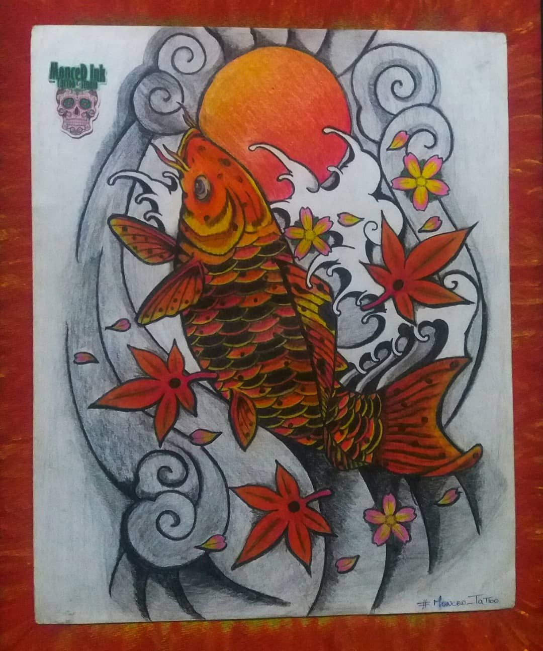 Fish koi.. #monced_ink #maturinmonagas #monagas #maturin #tipuromaturin #tipuro #venezuela #venezuelatattoo #tattoovenezuela #tattoos #tattoo #tattooed #tattoodesign #tattooojapones #koi #koifish #koitattoo #koifishtattoo  #tattooworkers #tattooart #tattooartist #tattooworld #tattoocommunity #tattoosociety