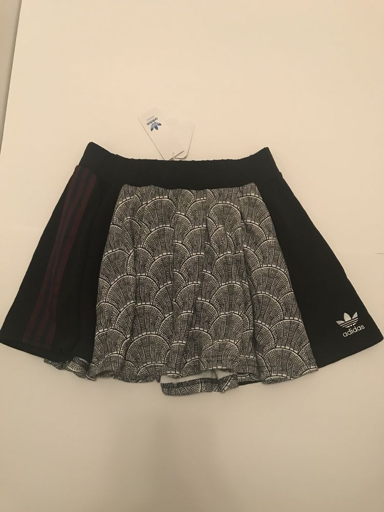 1ca2335834 Adidas Originals Women's Shell Tile Pleated Skirt Size Small NWT $60 SHIPS  FREE #fashion #clothing #shoes #accessories #womensclothing #skirts (ebay  link)