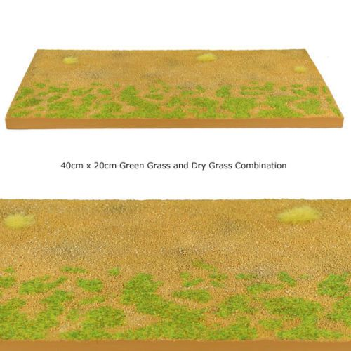 First-Legion-TER010c-Modular-Terrain-Section-with-Green-Grass-and-Dry-Grass