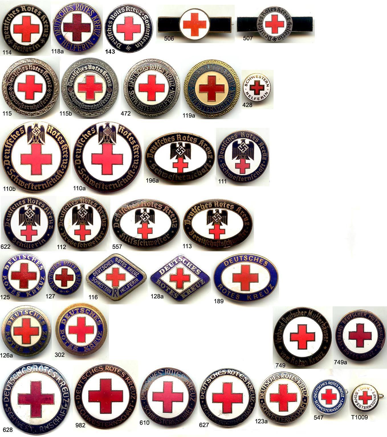 Ohne Titel   Deutsches Rotes Kreuz   Duitse