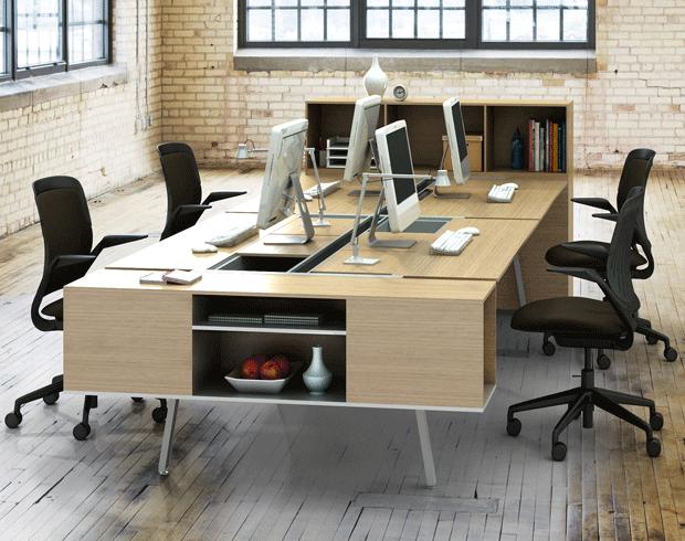 Bivi Office Furniture Clean Simple Functional