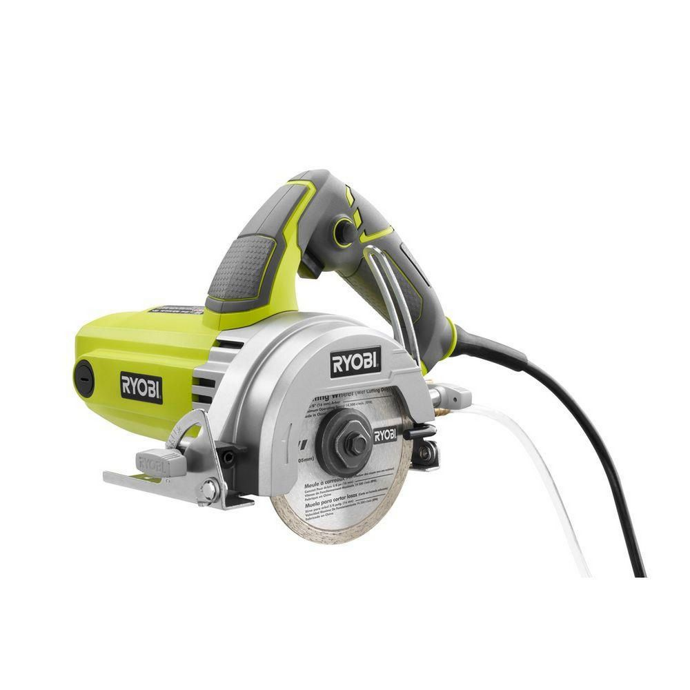 Ryobi 4 in 12 amp handheld water cooled wet blade tile cutting saw ryobi 4 in 12 amp handheld water cooled wet blade tile cutting saw tool tc401 keyboard keysfo Image collections