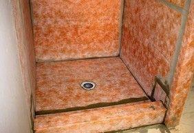 Waterproofing Membrane Bathroom Renovation Bathroom Renovations Shower