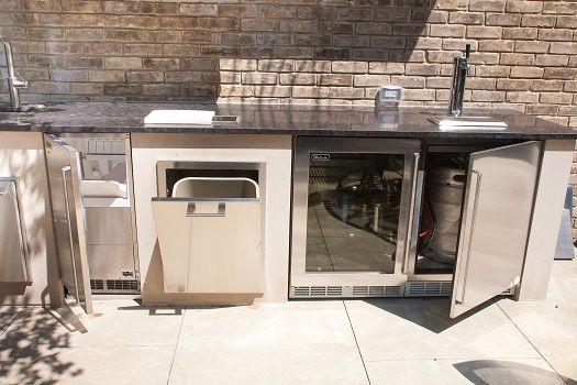 Kitchen Design Dallas Tx Impressive Wine And Beer Storage 101  Kitchen Design Concepts  Dallas Tx Design Ideas
