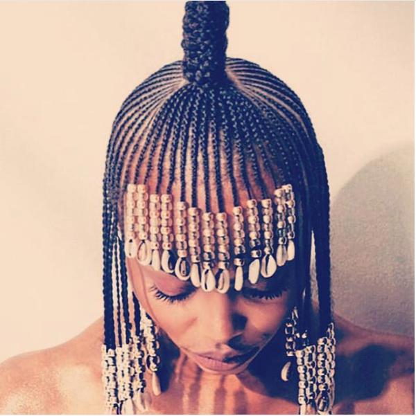 Braided Beads Natural Hair Styles Braids For Black Hair Cool Braid Hairstyles