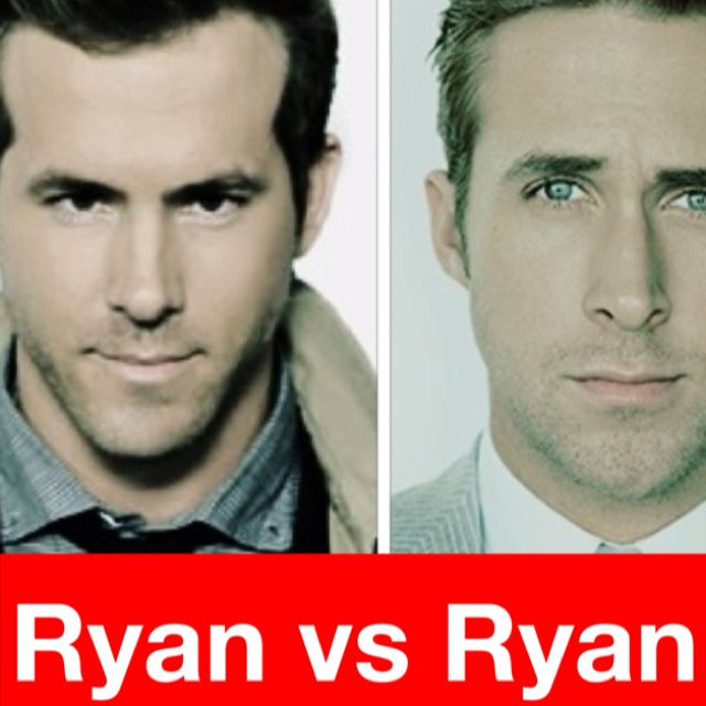 Which Ryan would you want?