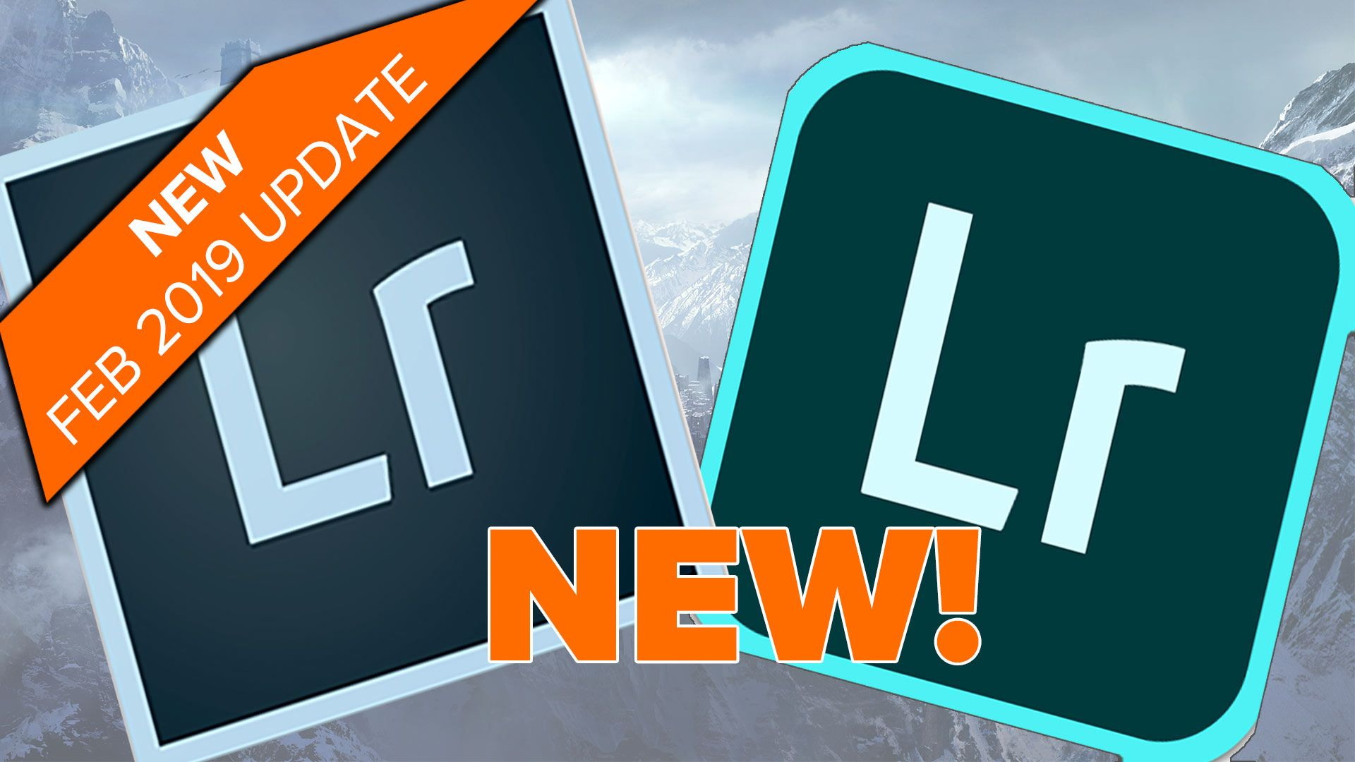 Lightroom cc new features