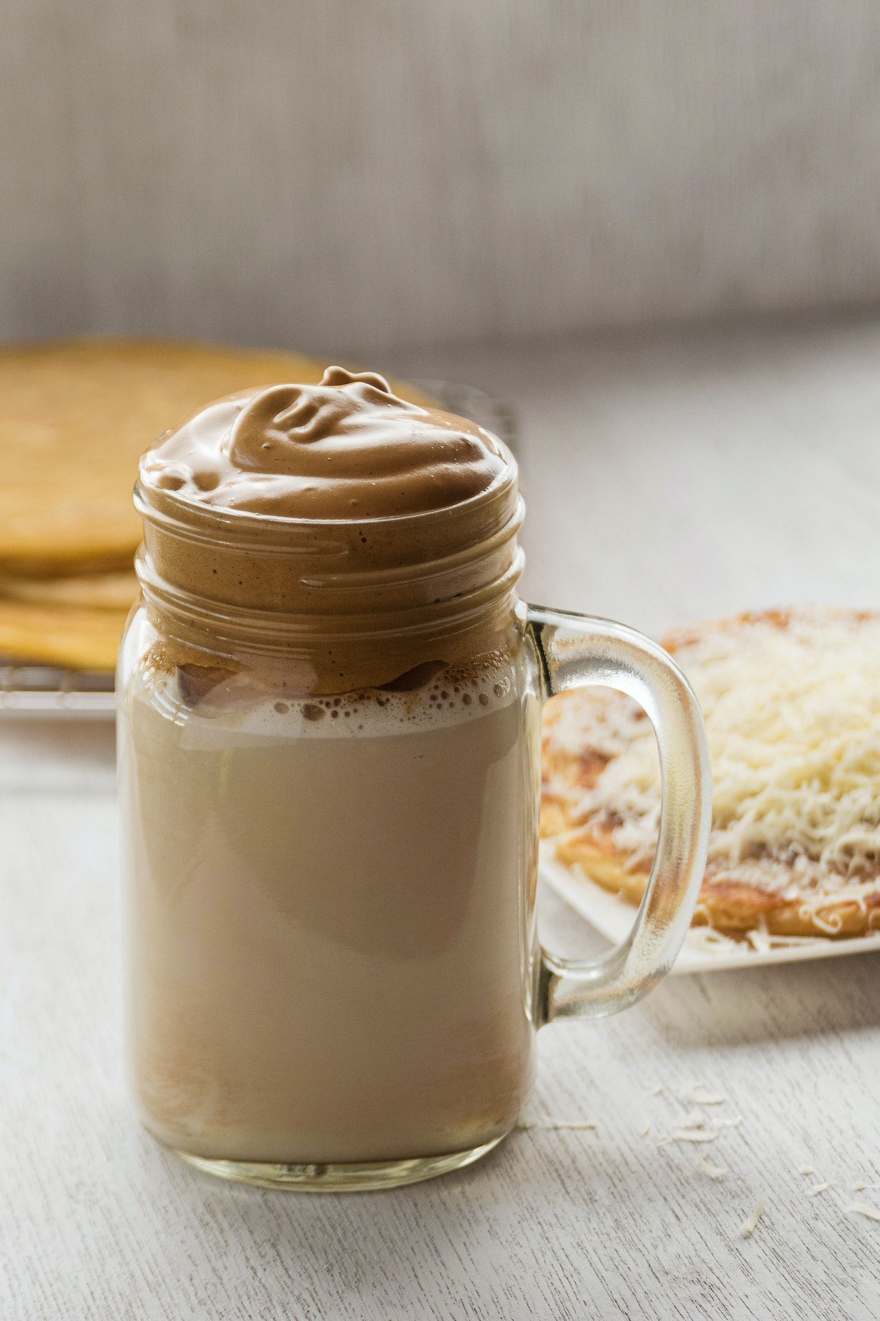 The Fluffy Coffee You've Seen All Over TikTok Only