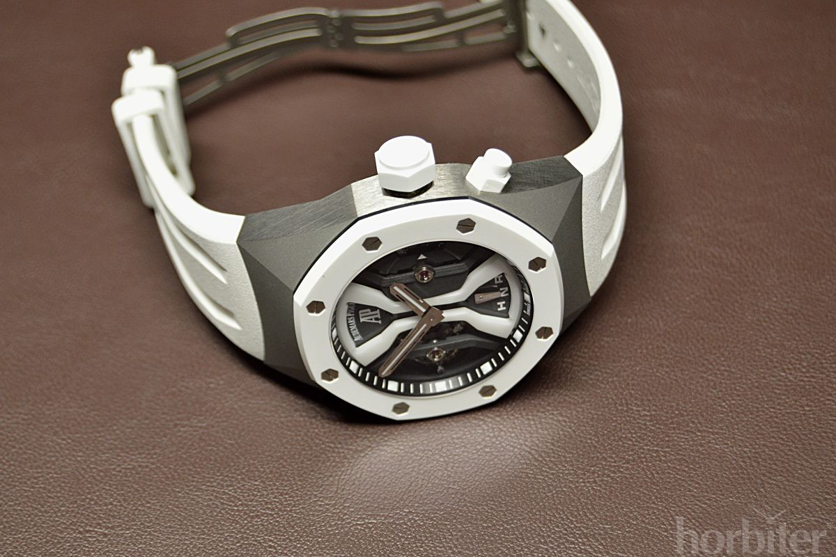 The Audemars Piguet Royal Oak Concept Gmt Tourbillon Audemars