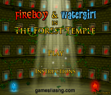 The Forest Temple - Play on Armor Games