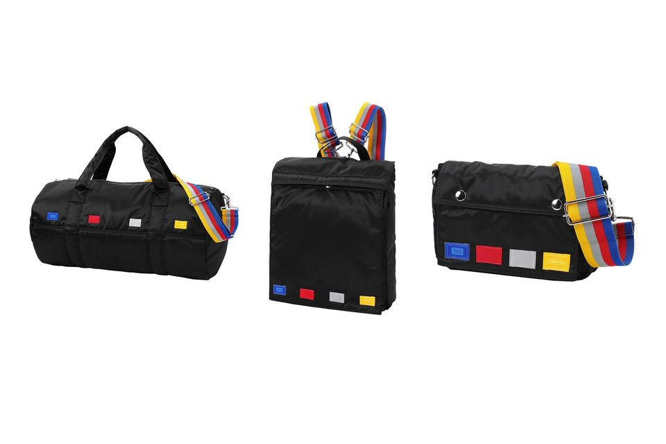5b9543858b Pigalle Drops Three New Porter Bags to Complement Its FW18 Range ...