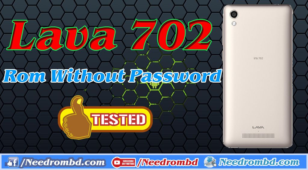 Lava 702 Stock Flash File Without Password | Smartphone