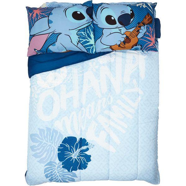 Disney Lilo Stitch Ukulele Pillowcase Set 19 Liked On