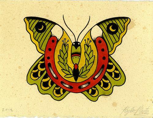 From Butterflies show at Porchlight 2012. | Kyler Martz | Flickr