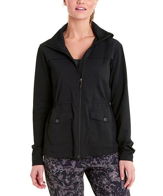 Black Salma Jacket