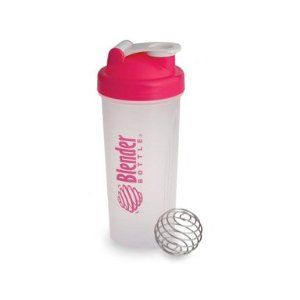 I looooove my Blender Bottle. I want one in every color. #obsessed