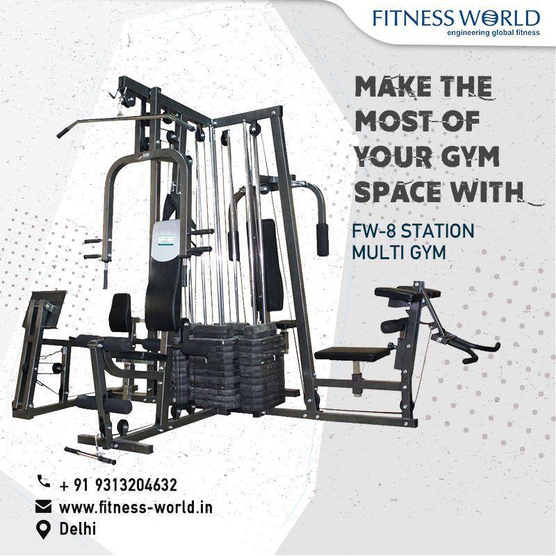 Multigym Station Gym Setup Multi Gym Home Gym Equipment