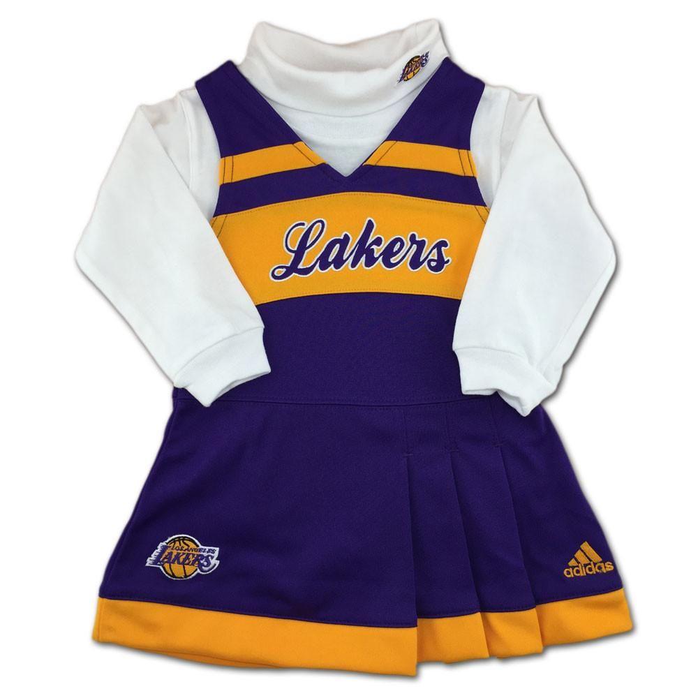 newest 9da79 e3252 Los Angeles Lakers Cheerleader Dress | BABY CUTENESS ...