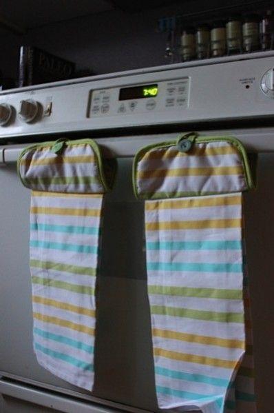 Handtuchhalter. genäht.T towel   Nähen   Pinterest   Handtuchhalter ...