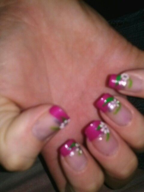 Mothers Day Nails