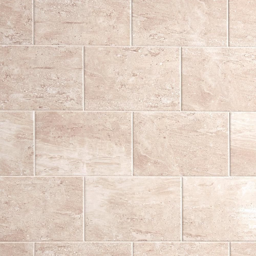 Roman White Marble Wall Tile - 8in. x 12in. - 100138171 | Floor and ...
