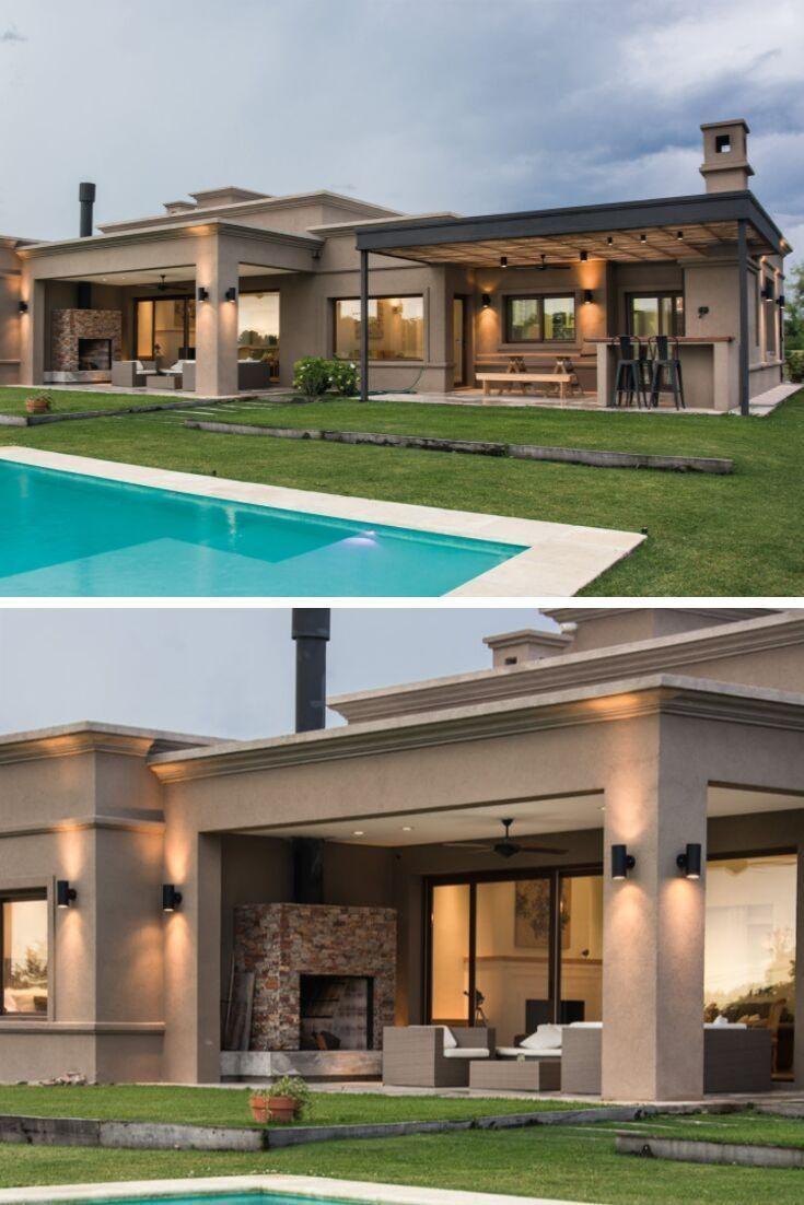 Clariá & Clariá Arquitectos, Casa Estancias