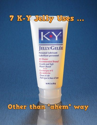 Ky jelly uses