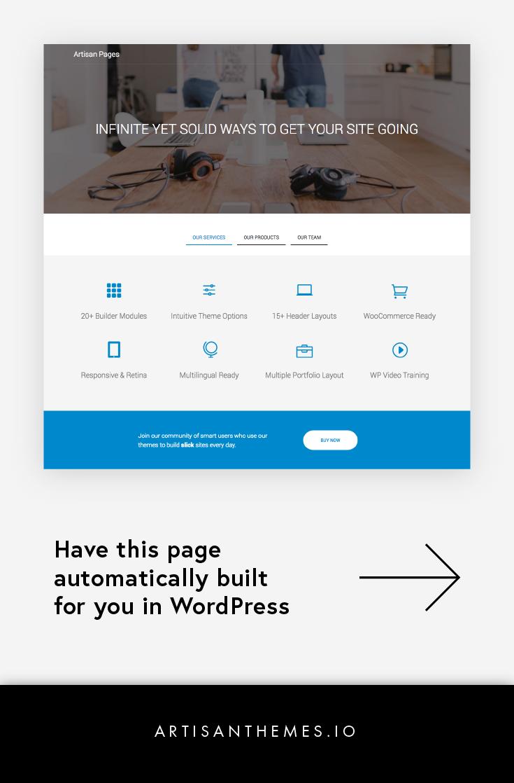 indigo wordpress