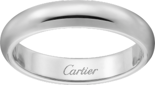 Wedding band Platinum