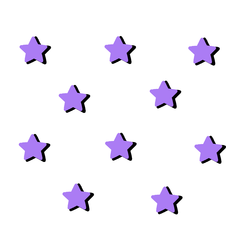 Purple Stars Sticker By Brightdesignss In 2021 Purple Aesthetic Purple Wallpaper Purple