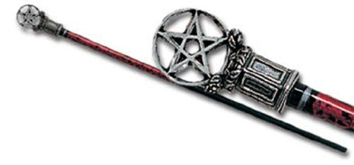 Roseus Pentagram Alchemy Gothic Hair Stick by Dear Deceased, http://www.amazon.com/dp/B007SOEZPW/ref=cm_sw_r_pi_dp_JZNTrb02TZ2GP