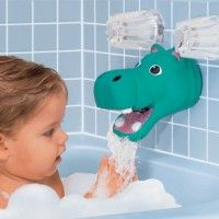 Some Tubs Have The Spout Low Where The Child Can Accidentally Hit
