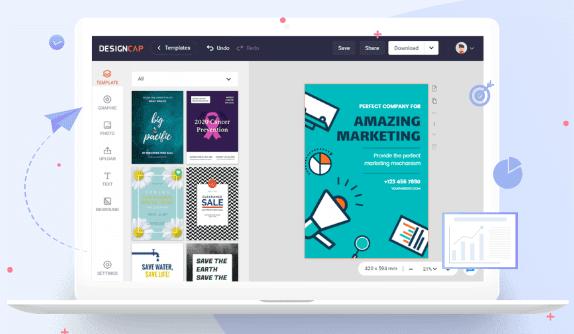 اعمل تصميمات لليوتيوب وفيسبوك وتويتر وكل المواقع مجانا بنفسك Graphic Design Software Online Graphic Design Online Design