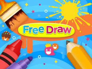 Drawing And Coloring Games Free Online Free Draw allows children to interact with a variety of