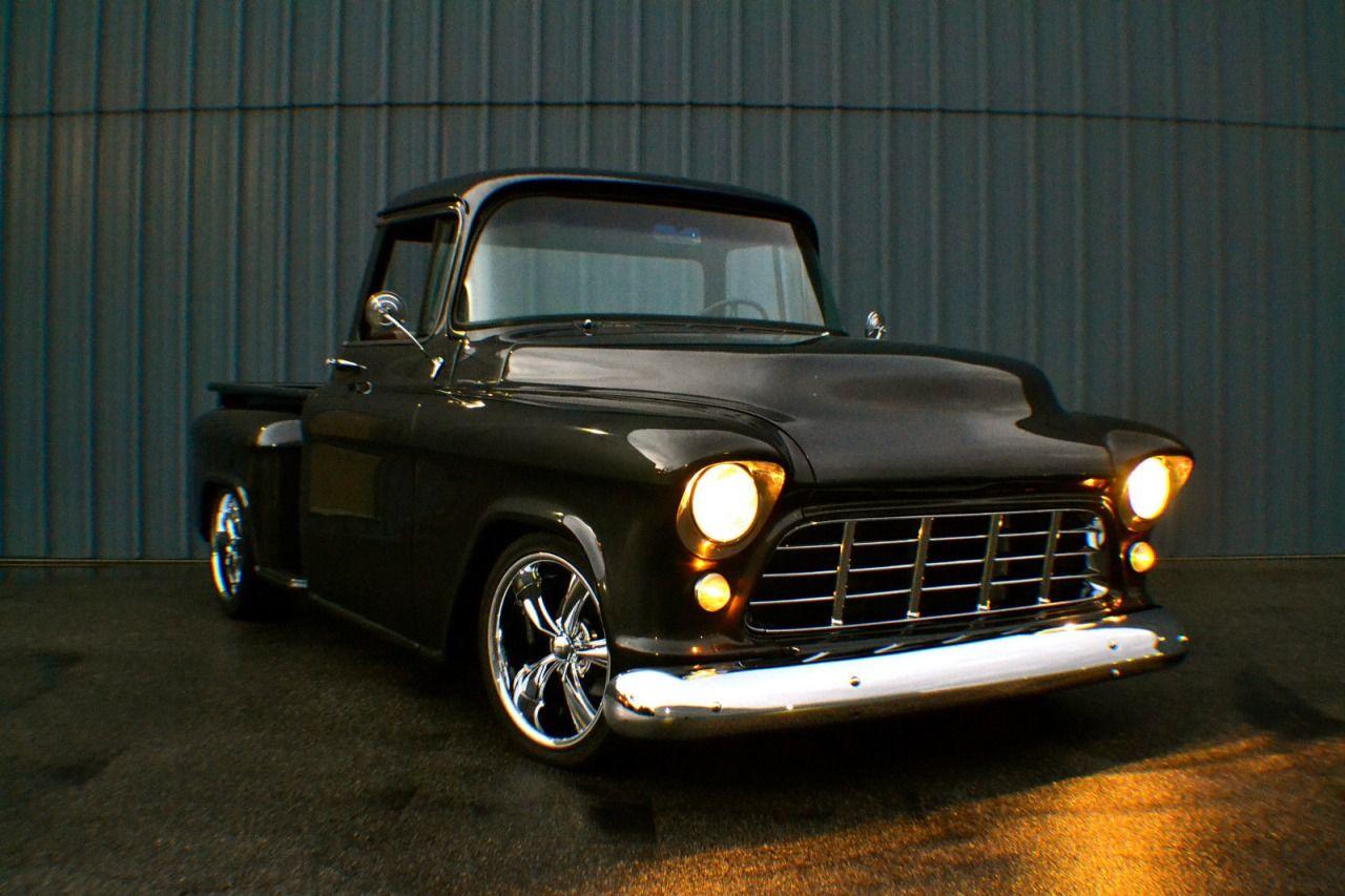 Old school cars trucks chevrolet trucks