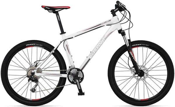 Giant Revel 1 Ltd Hardtail Mountian Bike 2013