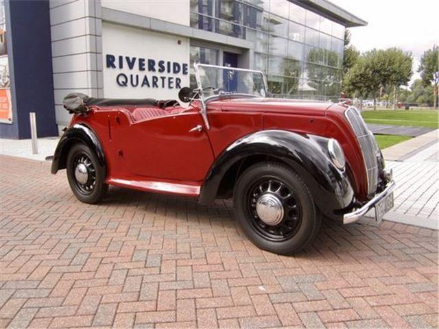 1939 Morris 8 Series E 2 Seat Tourer Classic Cars For Sale