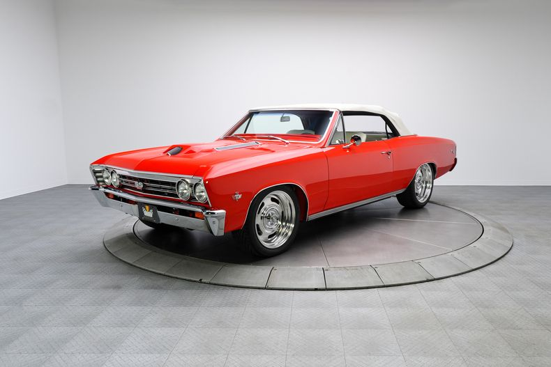1967 Chevrolet Chevelle Super Sport   RK Motors Charlotte   Collector and Classic Cars