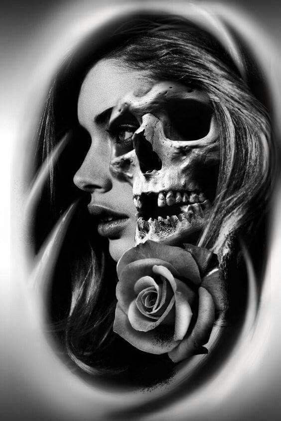 Pin By Disturbedkorngirl On Skulls Tattoos Tattoo