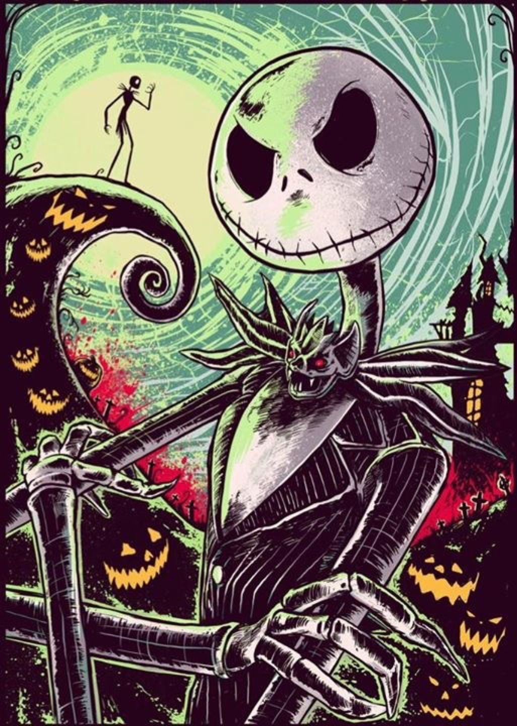 Pin by Jeanne Loves Horror💀🔪 on Nightmare Before Christmas in 2018 ...