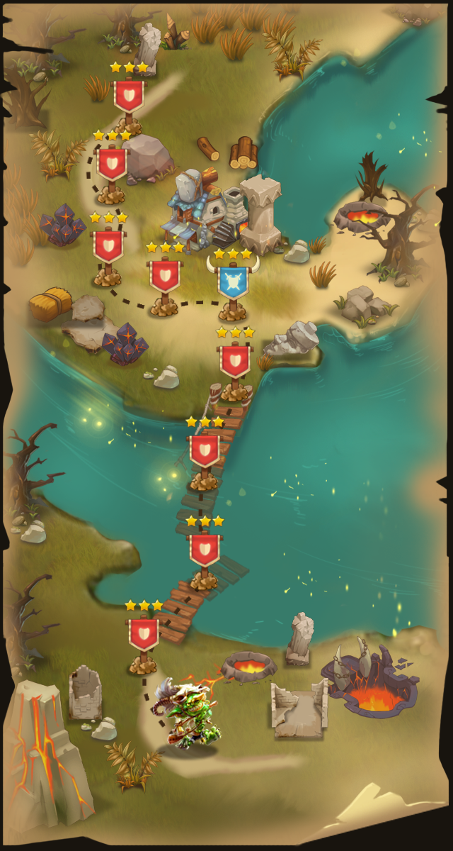 gart map and background gumiabroncs Gallery