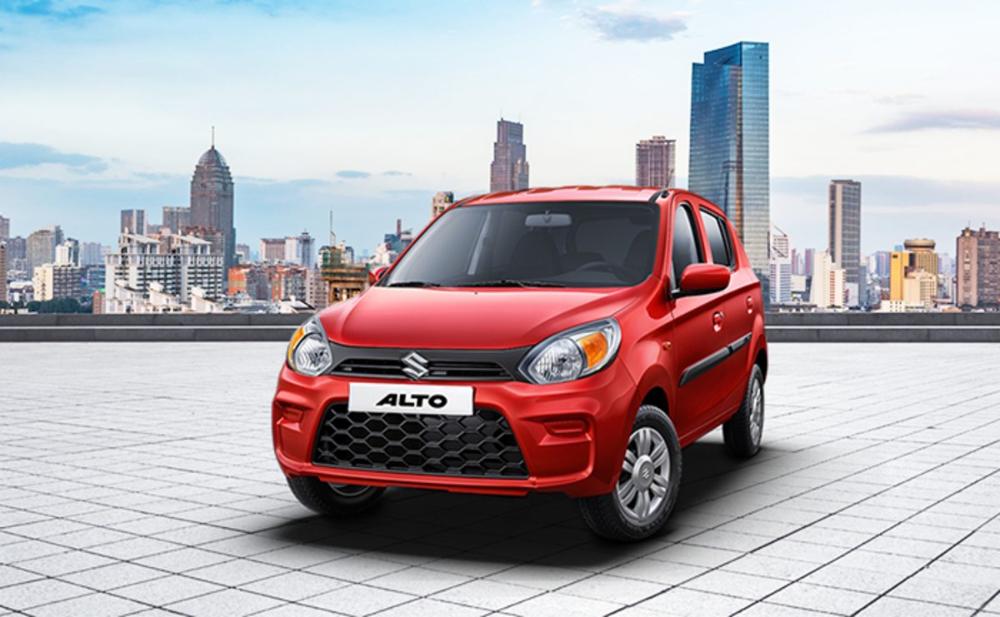 Maruti Suzuki Alto 800 Best CNG Cars in India Highest