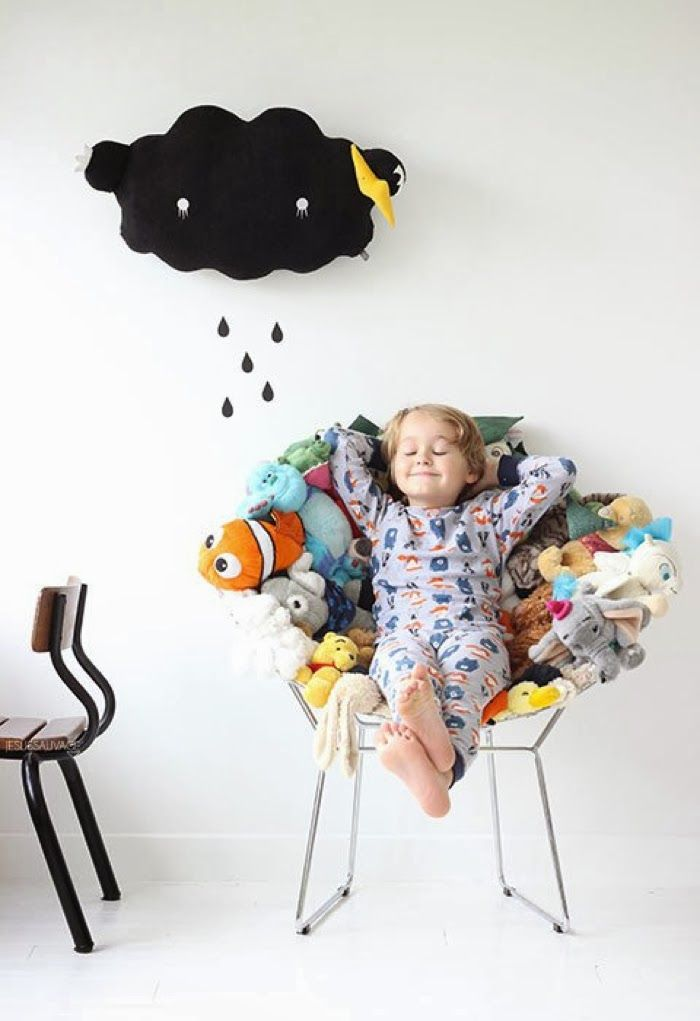 High Quality Upcycled Stuffed Animal Chair   Fun And Easy Way To Use Stuffed Animals As  Decoration.