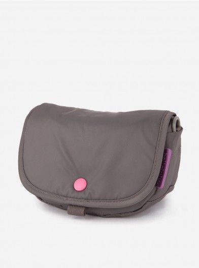 Hellolulu Ethan Compact Camera Bag (Charcoal)