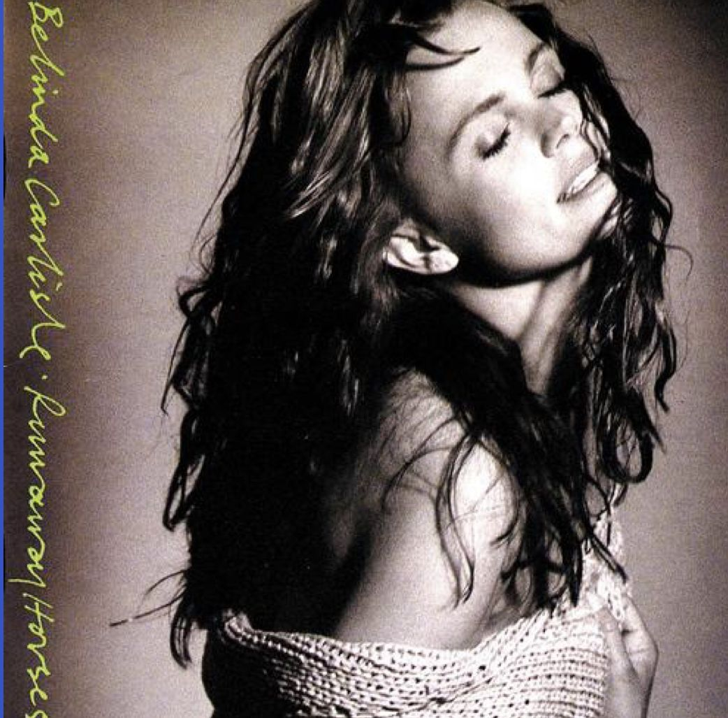 Leave A Light On Darling Leave A Light On For Me Belinda Carlisle Beautiful Redhead Lp Albums