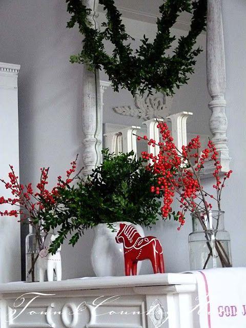 scandi christmas lovingly repinned by wwwskipperwoodhomecouk