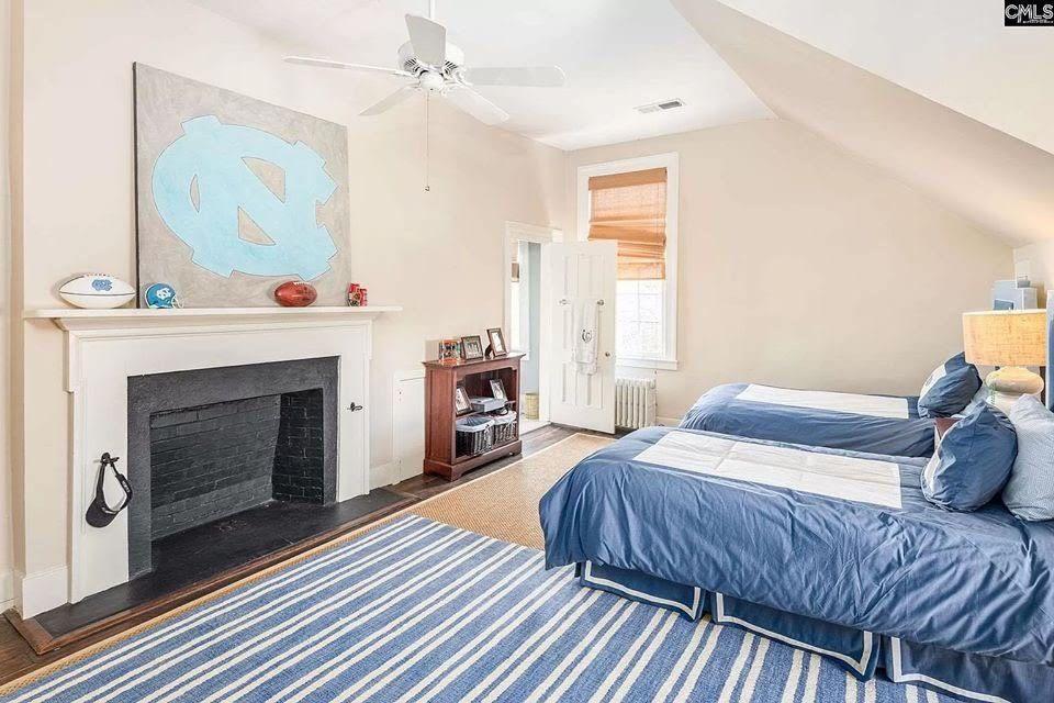 1840 Antebellum For Sale In Camden South Carolina in 2020